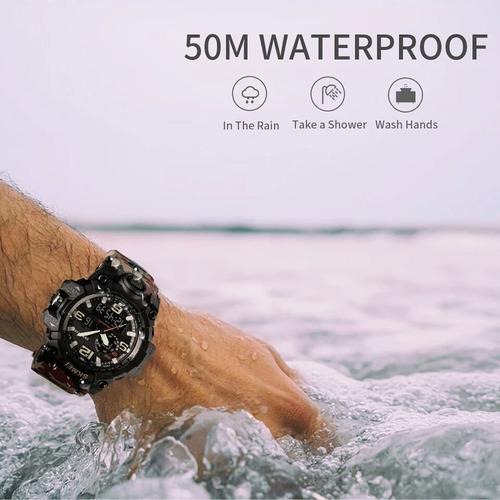 skmei 1155 original a prova d'água resistente 50 m barato