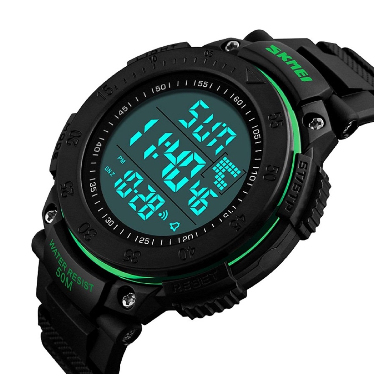 5b964d609331 skmei 1237 reloj hombre deportivo digital sumergible 50 m. Cargando zoom.