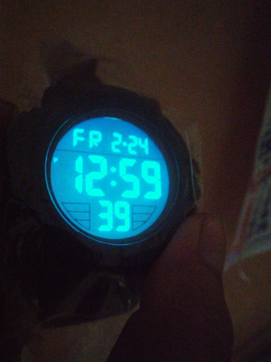 4699544dfbb1 skmei 1258 reloj digital acuático . azul. Cargando zoom.