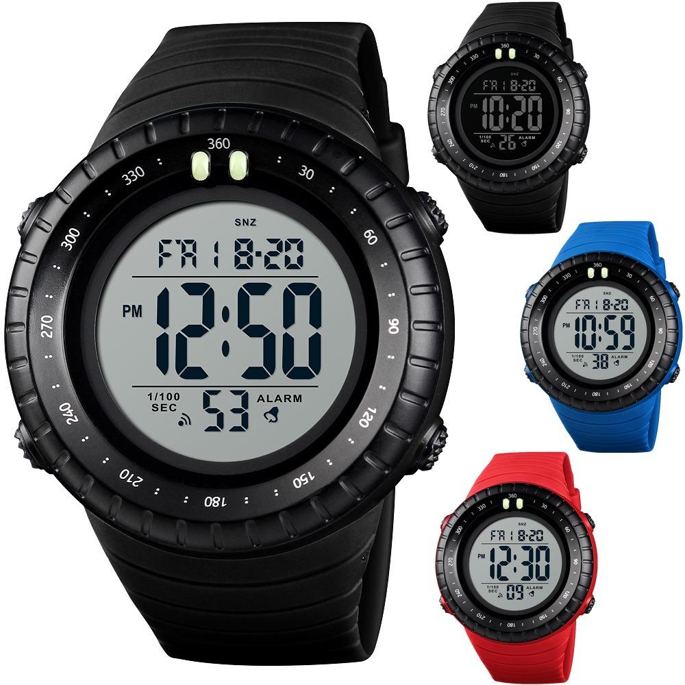 17cc760f0cb8 skmei 1420 reloj hombre deportivo digital sumergible 50 m. Cargando zoom.