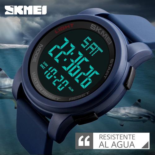 skmei hombre reloj