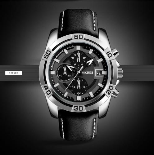skmei hombre. reloj