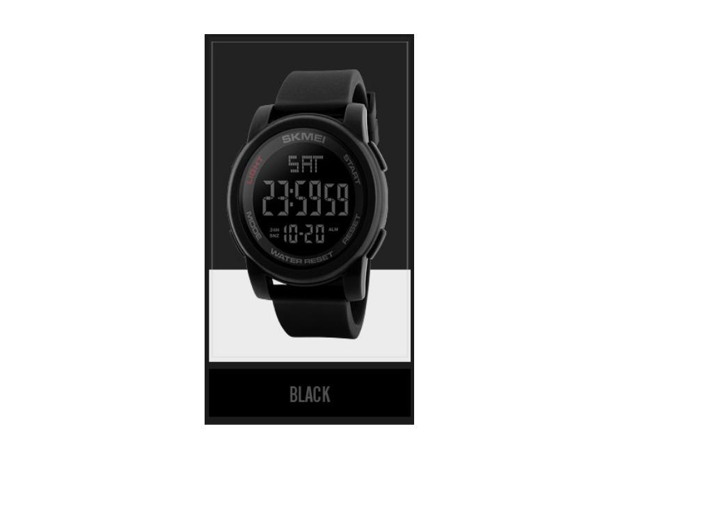 fcfc8bacd53 skmei original relógios 50 m à prova d  água digital 1257. Carregando zoom.