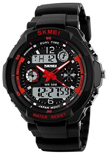 c87c71c85950 Skmei Reloj Digital Militar Reloj De Pulsera Electrónico Led ...