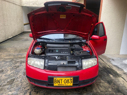 skoda fabia 1400 8v hatchback