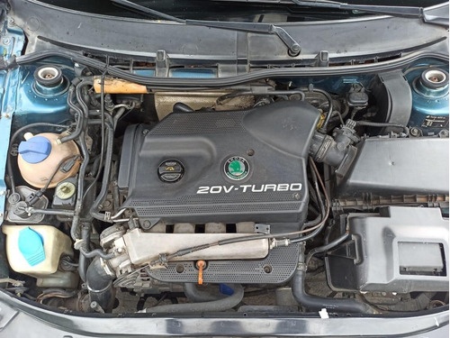 skoda octavia 20v turbo