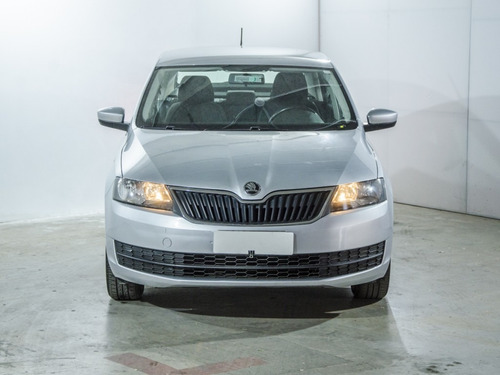 skoda rapid 1.2 tsi active mt