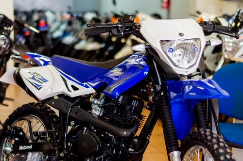 skua 125 - motomel skua 125cc san miguel cross