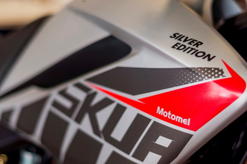 skua 150 motomel silver edición limitada promo efectivo
