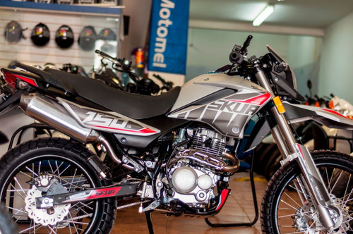 skua 150 silver edition limitada 2019 disponibles x pedido