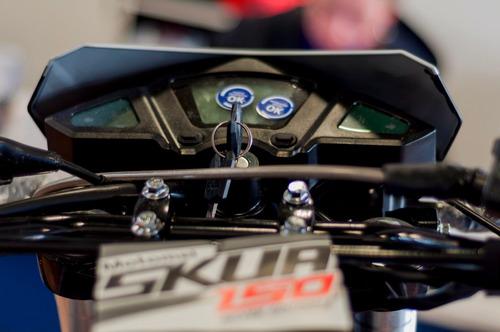 skua 150 - skua 150 silver edición limitada cross nueva