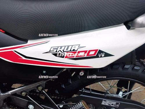 skua 200 v6 0km enduro motocross