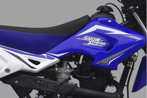 skua xtreme 2018 skua 125 modelo nuevo todos los colores