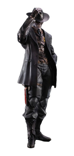 skull face - metal gear solid 5 - play arts kai square enix
