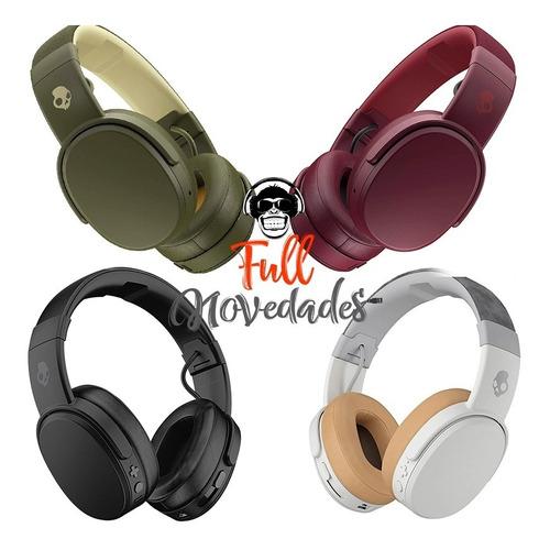 skullcandy audifonos crusher wireless bass sound bluetooth