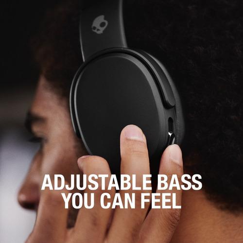 skullcandy audifonos crusher wireless premium sound bass 40h