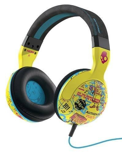skullcandy hesh 2.0 nuevo sellado p. mp3, mp4, ipod original