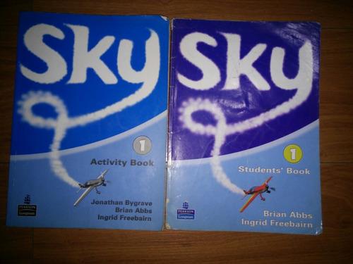 sky 1 student's y workbook. pearson longman