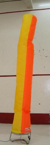 sky dancer publicitario  ventilador + forro d color 4 metros
