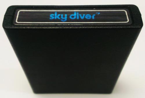 sky driver atari 2600 cartucho retromex tcvg