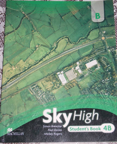 sky high students book 4b simon brewster davies rogers