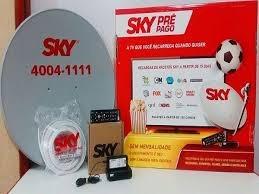 sky pré-pago