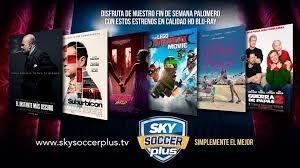 sky soccer plus la mejor plataforma de entretenimiento
