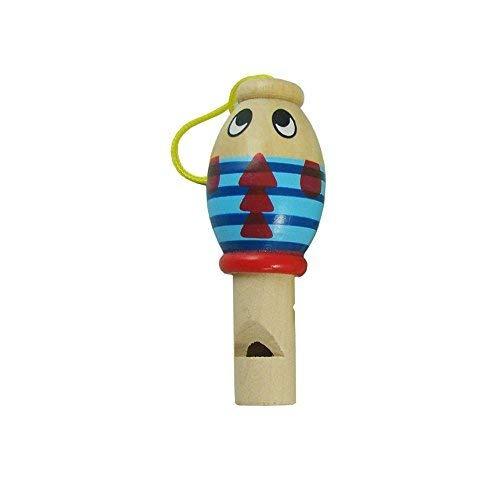 Sky Toy Slide Whistle Wood Para Niños Música Sound Animal