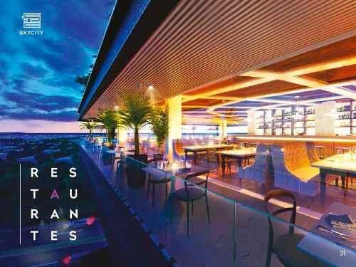 skycity, restaurant