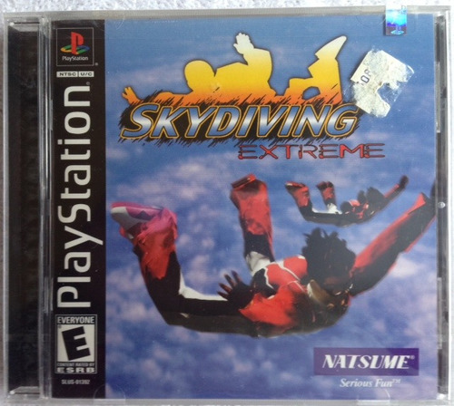 skydiving extreme - nuevo / playstation 1 ps1 & ps2 ps3