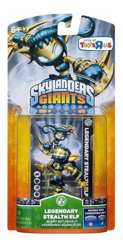 skylanders giants legendary stealth elf
