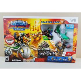 Skylanders Super Chargers Racing - Nintendo Wii ( Novo )