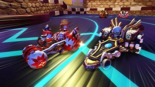 skylanders superchargers: racing land pack- envío gratis