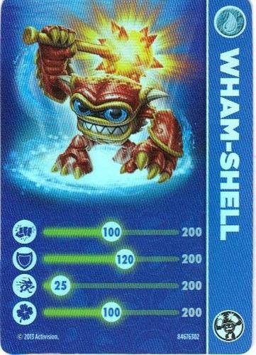 skylanders swap force lightcore whamshell - temos e-sedex