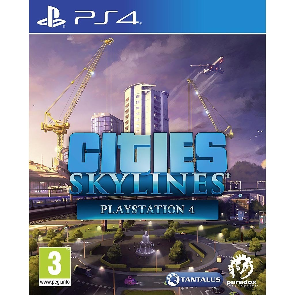 Skyline Cities Necesita Internet Juego Digital Ps4 Bs 228 97