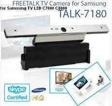 Camera Skype Tv Samsung - Eletrônicos, Áudio e Vídeo no