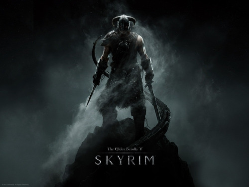skyrim xbox 360 the elder scrolls