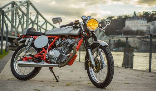 skyteam ace  125  cafe racer