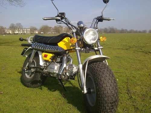 skyteam  t-rex  125 cc todo terreno