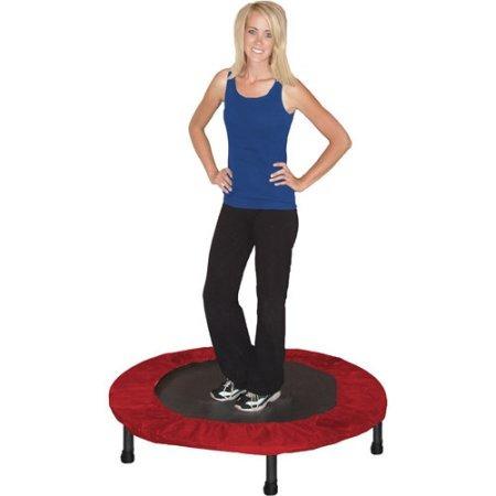 skywalker trampolines plegable portátil de ejercicio del tra