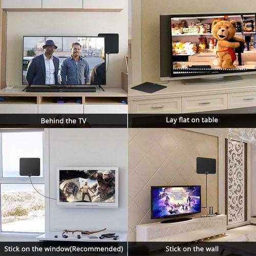 skywire antena de tv hd digital, antena digital hdtv para