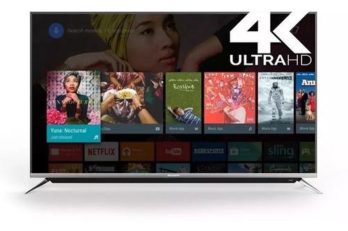 skyworth tv led 55  4k ultra hd usb/hdmi (500388)