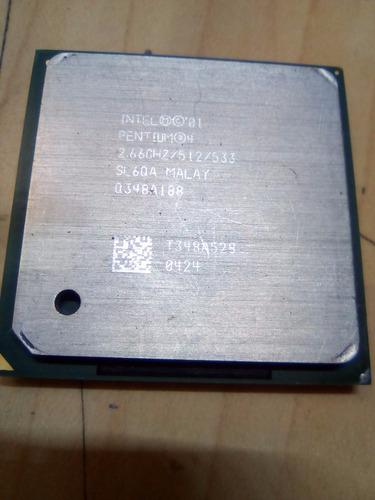 sl6qa intel pentium 4 2.667 ghz socket 478