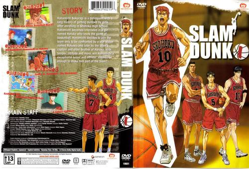 slam dunk completa + ovas audio latino