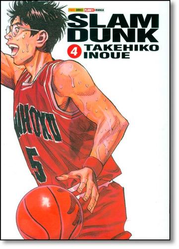 slam dunk vol 4 de takehiko inoue panini