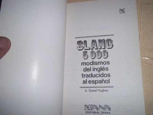 slang 5000 - modismos de ingles traducidos español - hughes