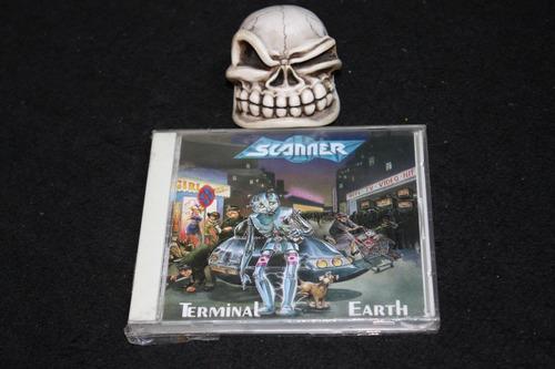 slanner terminal earth cd importado japones !