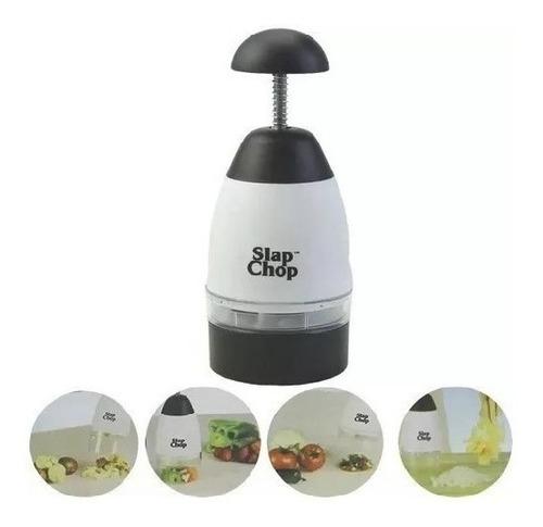 slap chop triturador cortador alho legumes vegetable chopper