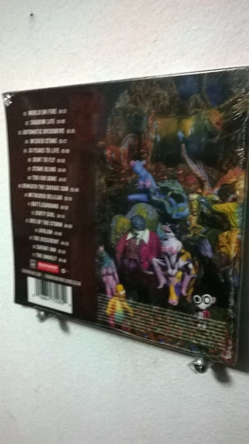 slash world on fire (cd)