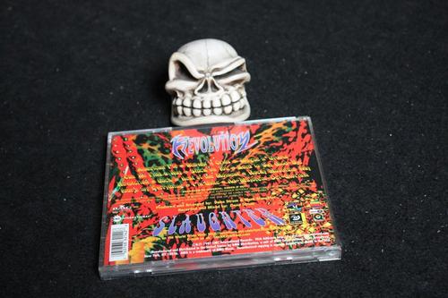 slaughter revolution importado cd!!!!